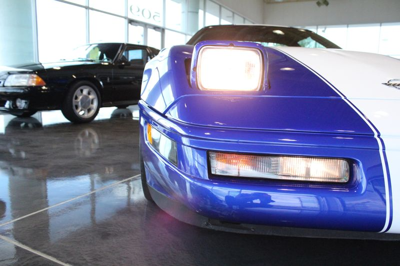 1996 Chevrolet Corvette Grand Sport  Lake Bluff IL  Executive Motor Carz  in Lake Bluff, IL