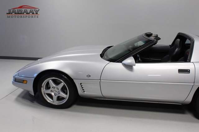 1996 Chevrolet Corvette Collector's Edition Merrillville, Indiana 29