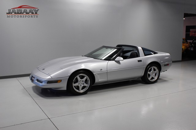 1996 Chevrolet Corvette Collector's Edition Merrillville, Indiana 31