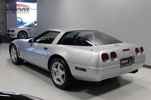 1996 Chevrolet Corvette Collector's Edition Merrillville, Indiana 24