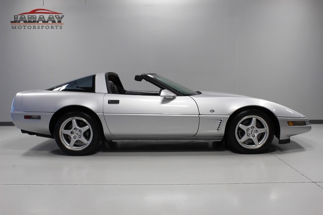 1996 Chevrolet Corvette Collector's Edition Merrillville, Indiana 5