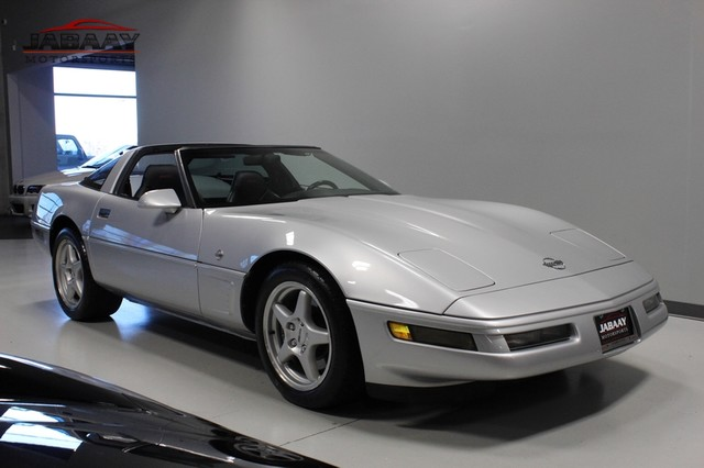 1996 Chevrolet Corvette Collector's Edition Merrillville, Indiana 6