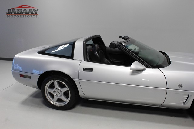 1996 Chevrolet Corvette Collector's Edition Merrillville, Indiana 35
