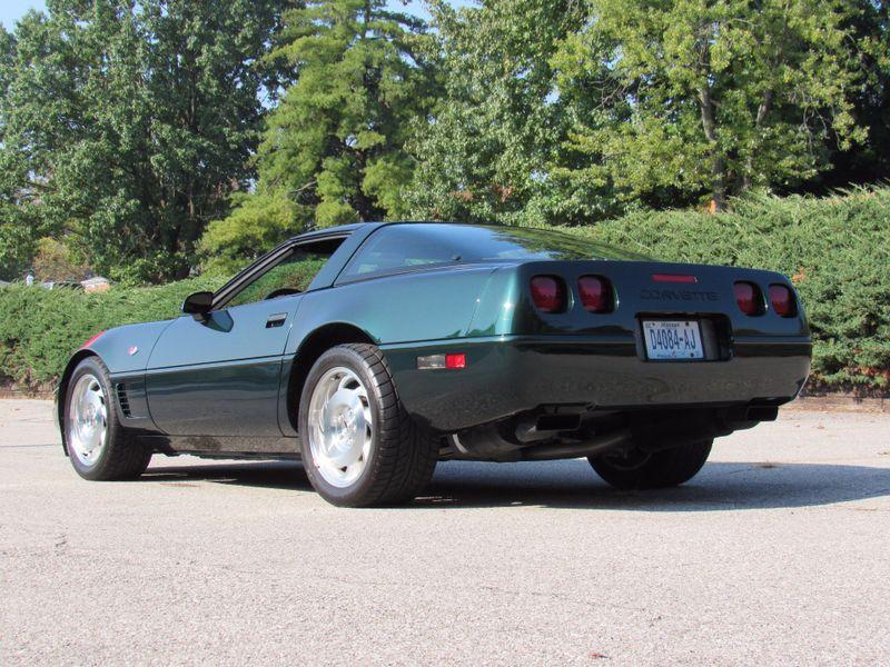 1996 Chevrolet Corvette Smoke Top  St Charles Missouri  Schroeder Motors  in St. Charles, Missouri