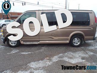 1996 Chevrolet G10 CONVERSION VAN | Medina, OH | Towne Auto Sales in ohio OH