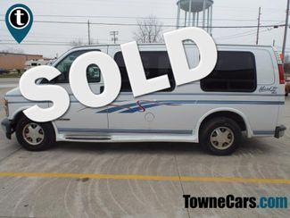 1996 Chevrolet G10 MARK III VAN   Medina, OH   Towne Auto Sales in Ohio OH