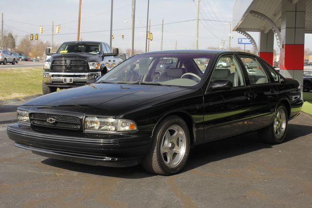 1996 Chevrolet Impala SS RWD - ONLY 38K MILES - 5.7L V8! Mooresville , NC 21