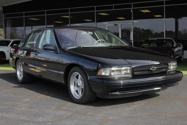 1996 Chevrolet Impala SS RWD - ONLY 38K MILES - 5.7L V8! Mooresville , NC 20