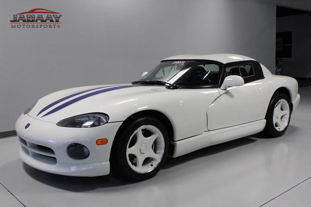 1996 Dodge Viper Merrillville, Indiana 24