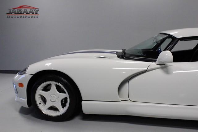 1996 Dodge Viper Merrillville, Indiana 32
