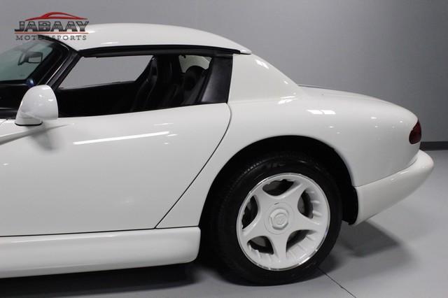 1996 Dodge Viper Merrillville, Indiana 33