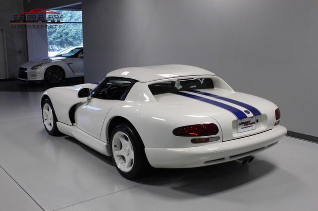 1996 Dodge Viper Merrillville, Indiana 37