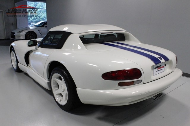 1996 Dodge Viper Merrillville, Indiana 26