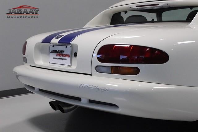 1996 Dodge Viper Merrillville, Indiana 38