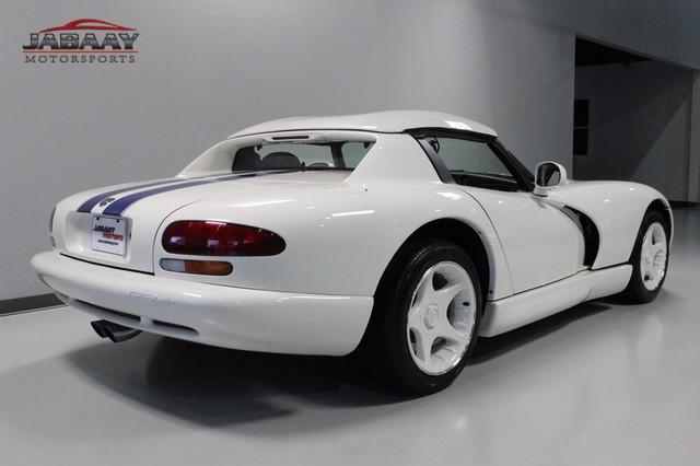 1996 Dodge Viper Merrillville, Indiana 4