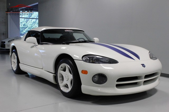 1996 Dodge Viper Merrillville, Indiana 6