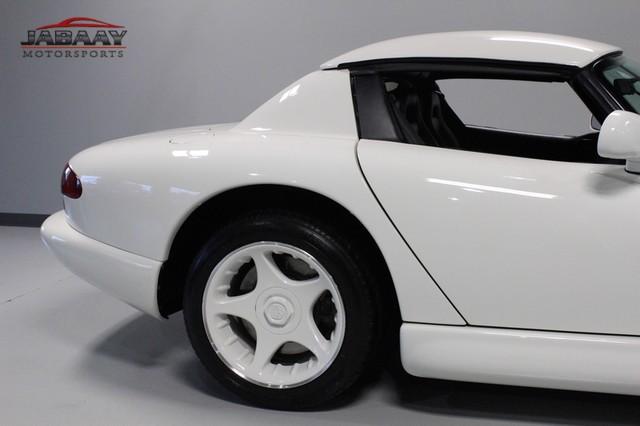 1996 Dodge Viper Merrillville, Indiana 40