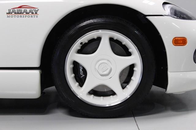 1996 Dodge Viper Merrillville, Indiana 49