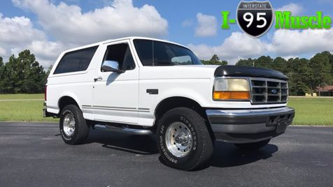 1996 Ford Bronco XLT 5.8L 4x4 in Hope Mills, NC