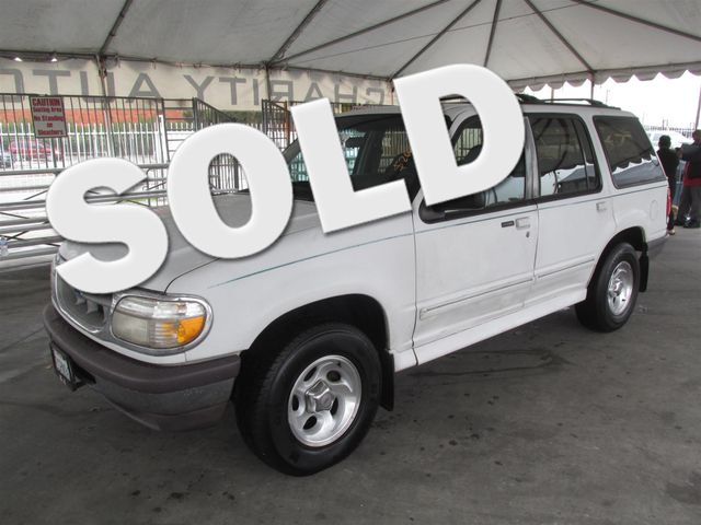 1996 Ford Explorer XLT Please call or e-mail to check availability All of our vehicles are avai