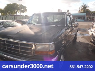 1996 Ford F-150 Lake Worth , Florida 1