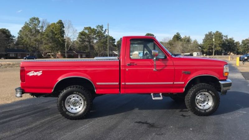 1996 Ford F-150 Special 4x4  in Hope Mills, NC