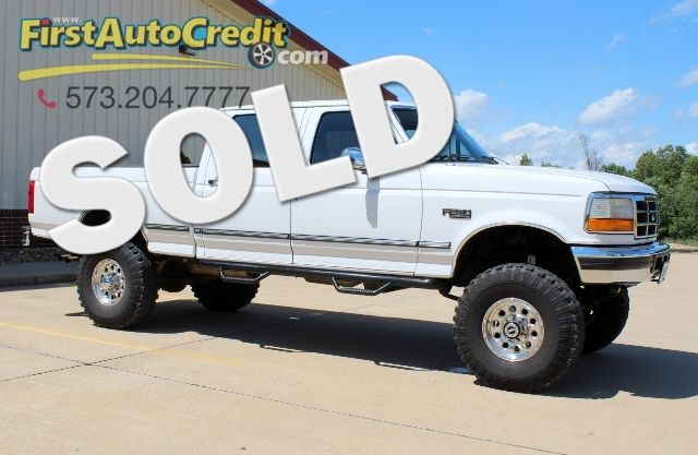 1996 Ford F-250 Crew Cab  | Jackson , MO | First Auto Credit in Jackson  MO