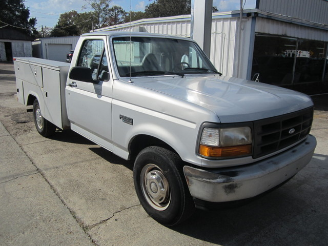 1996 Ford F-250 utility bed