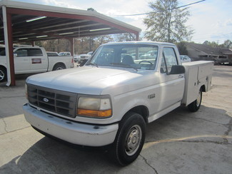 1996 Ford F-250 utility bed Houston, Mississippi 1