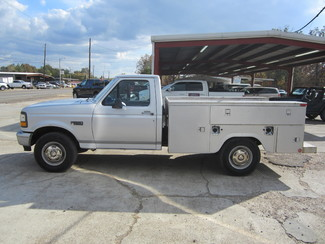 1996 Ford F-250 utility bed Houston, Mississippi 2