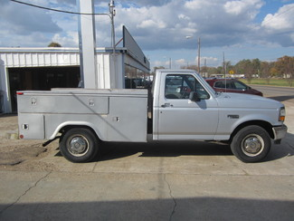 1996 Ford F-250 utility bed Houston, Mississippi 3