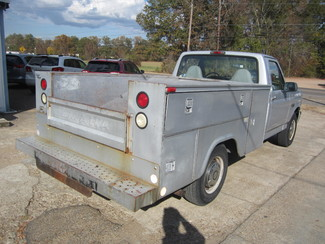 1996 Ford F-250 utility bed Houston, Mississippi 4
