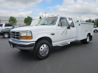 1996 Ford F-350 UTILITY BOX XLT 2WD Burlington, WA