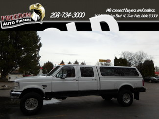 1996 Ford F-350 Crew Cab  in  Idaho