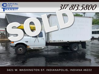 1996 Ford F-450 Superduty Box Truck Diesel Indianapolis, IN