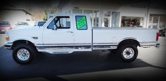 1996 Ford F250 Super Cab Turbo Diesel Long Bed 4x4 Chico, CA 1