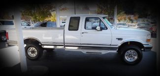 1996 Ford F250 Super Cab Turbo Diesel Long Bed 4x4 Chico, CA 4
