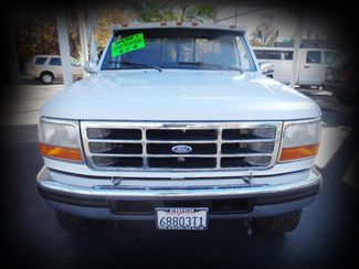 1996 Ford F250 Super Cab Turbo Diesel Long Bed 4x4 Chico, CA 6