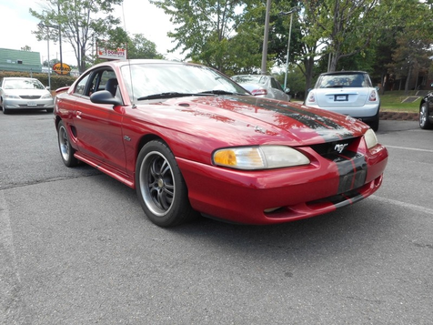 1996 Ford Mustang GT in Alexandria, Virginia