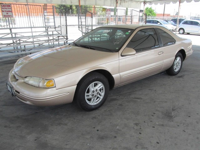 1996 Ford Thunderbird LX Please call or e-mail to check availability All of our vehicles are av