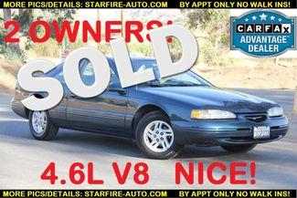 1996 Ford Thunderbird LX Santa Clarita, CA