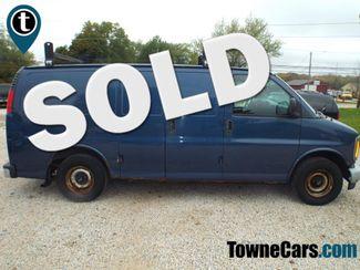 1996 GMC Savana Cargo G1500   Medina, OH   Towne Auto Sales in ohio OH