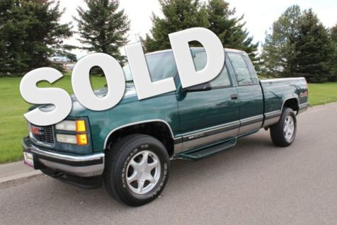 1996 GMC Sierra 1500 Club Coupe 6.5-ft. Bed 4WD in Great Falls, MT