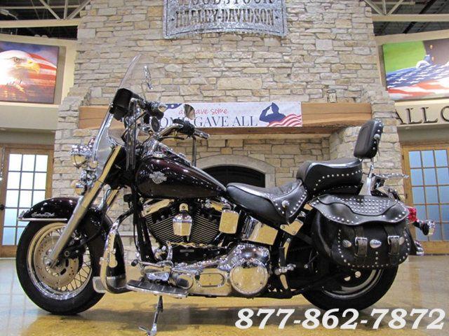 1996 Harley-Davidson HERITAGE SOFTAIL FLSTC HERITAGE SOFTAIL McHenry, Illinois 1