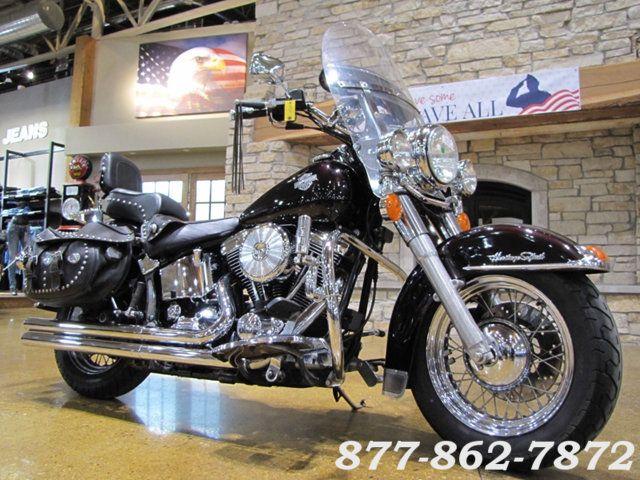 1996 Harley-Davidson HERITAGE SOFTAIL FLSTC HERITAGE SOFTAIL McHenry, Illinois 2