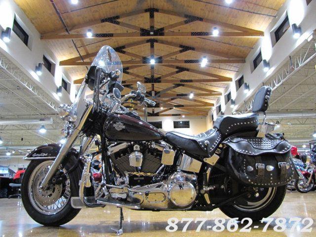 1996 Harley-Davidson HERITAGE SOFTAIL FLSTC HERITAGE SOFTAIL McHenry, Illinois 38