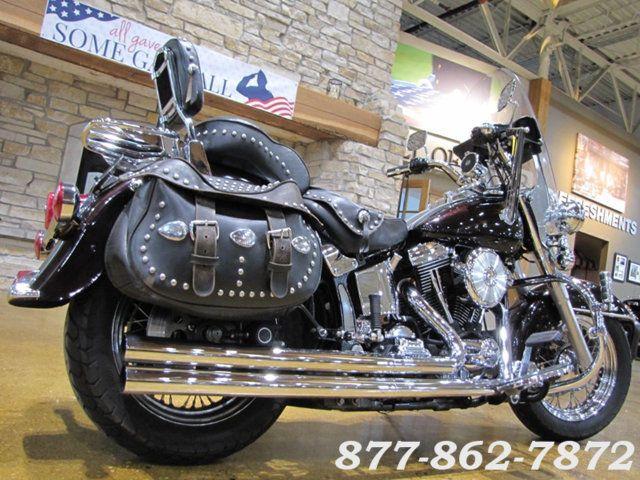 1996 Harley-Davidson HERITAGE SOFTAIL FLSTC HERITAGE SOFTAIL McHenry, Illinois 7