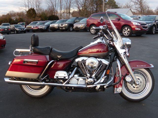 1996 Harley-Davidson ROAD KING CARB Ephrata, PA 1