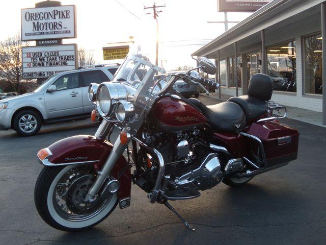 1996 Harley-Davidson ROAD KING CARB Ephrata, PA 9