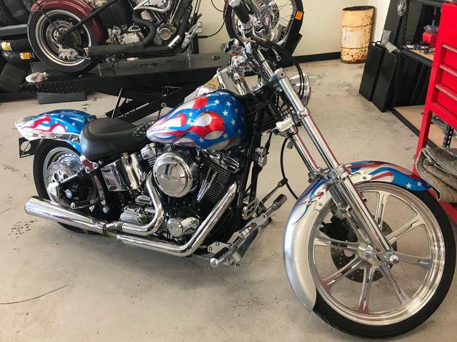 1996 Harley Davidson Softail Custom Ogden, Utah 2